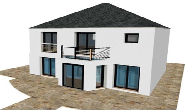 constructeur maison sur mesure d 39 architecte maisons qualitis construction de maison haut de. Black Bedroom Furniture Sets. Home Design Ideas