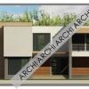 Concept Archi Moderne 3 Constructeur Maison Architecte