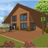 Concept Archi Nature Montagne Constructeur Maison Architecte