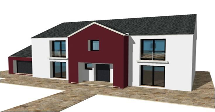 Constructeur maison sur mesure d 39 architecte maisons for Constructeur maison architecte