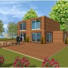 Toit terrasse R 1 2 Maison Constructeur Architecte