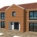 Bois R1 1 maison ossature bois constructeur architecte