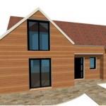 Bois R1 2 maison ossature bois constructeur architecte