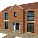 Bois R1 3 maison ossature bois constructeur architecte