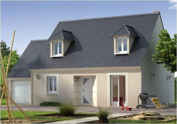 Constructeur de maisons 77 seine et marne architecte 77 for Constructeur de maison 70