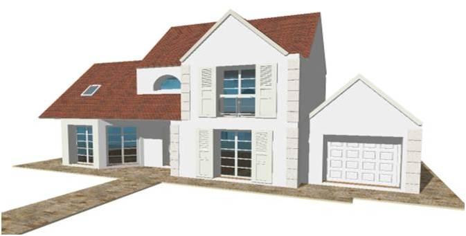 Constructeur de maison essonne 91 etampes construction for Constructeur maison individuelle essonne 91