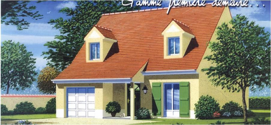 Constructeur de maisons 93 seine saint denis construction for Constructeur maison 78