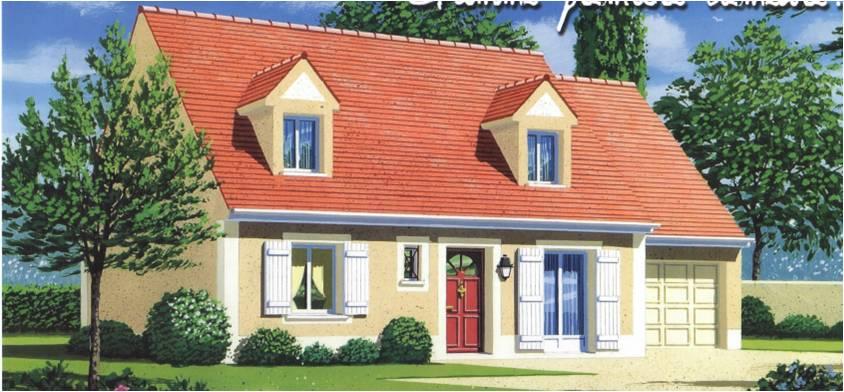 Constructeur de maisons 77 seine et marne architecte 77 for Constructeur de maison haut de gamme