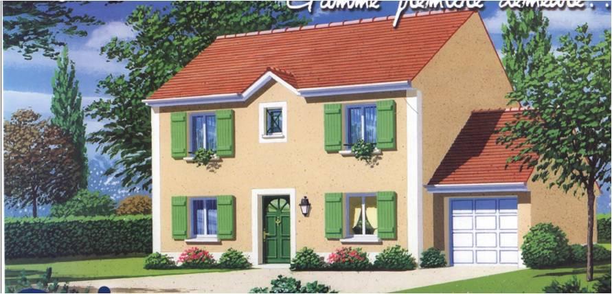 Constructeur de maisons 93 seine saint denis construction for Constructeur maison 77