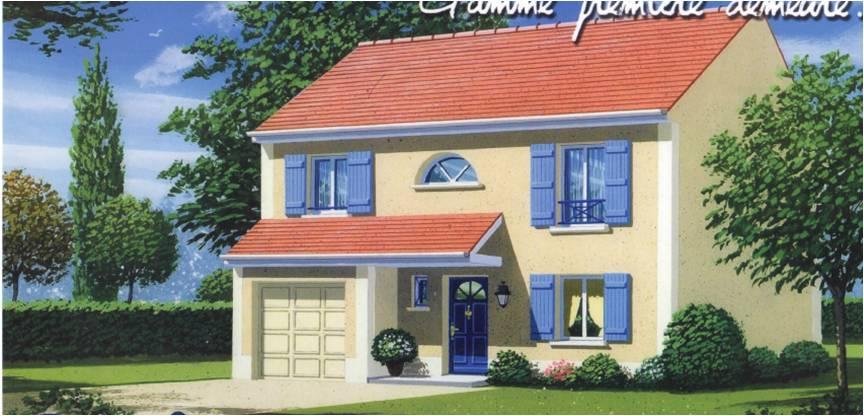 Constructeur maison 95 val d 39 oise construction architecte for Constructeur maison 77