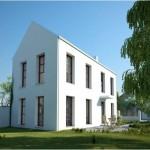 Contemporaine 19 R 1 Maison Moderne Constructeur Architecte