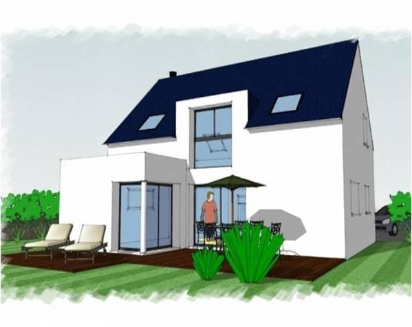 Constructeur de maisons 77 seine et marne architecte 77 for Constructeur de maison moderne 77