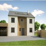 Contemporaine 21 R 1 Maison Moderne Constructeur Architecte