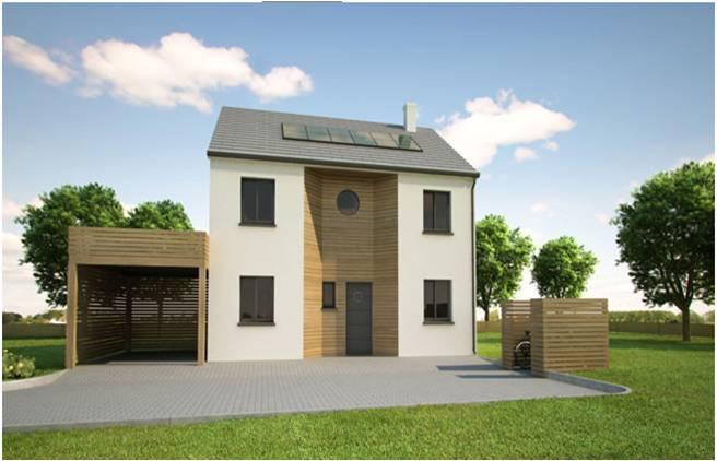 Constructeur de maisons en yvelines 78 construction sur for Constructeur maison contemporaine essonne