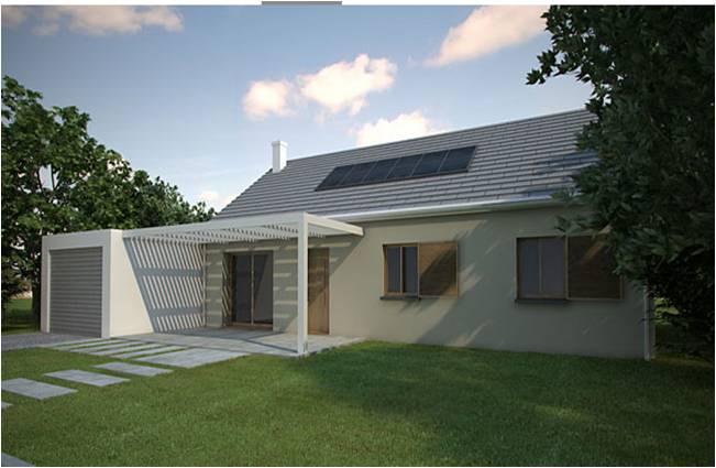 D couvrez nos nouvelles maisons modernes et contemporaines for Constructeur maison moderne yvelines