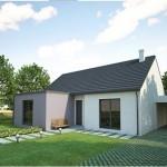 Contemporaine 35 RDC Maison Moderne Constructeur Architecte