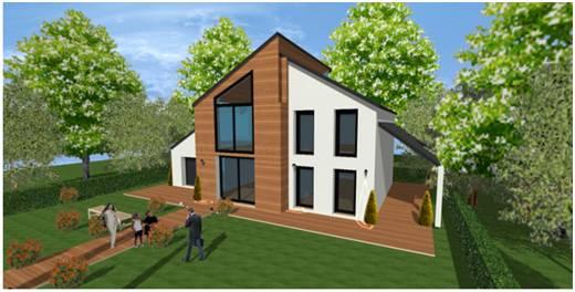 D couvrez nos nouvelles maisons modernes et contemporaines for Constructeur 37