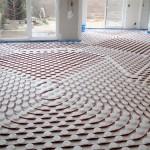 article plancher chauffant hydraulique basse temperature