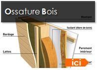widget ossature maison bois