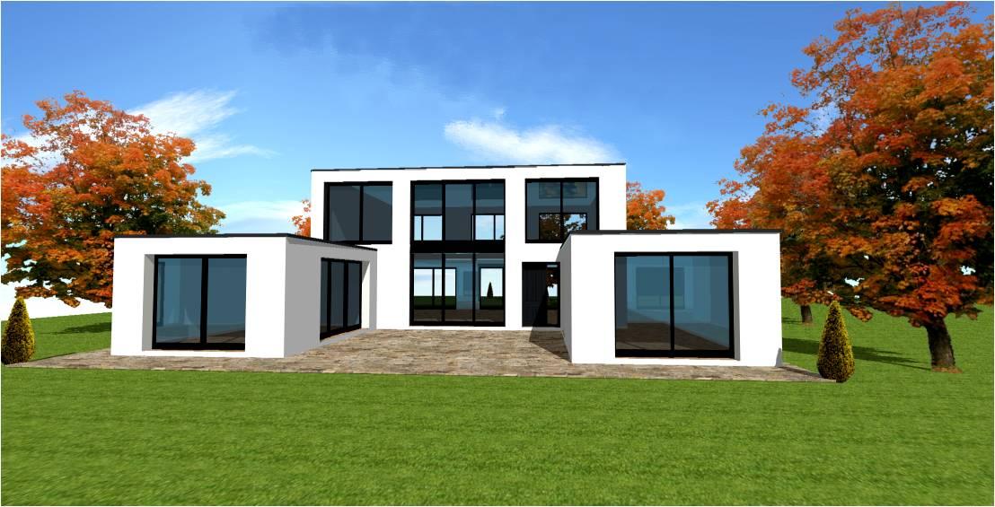 Constructeur maison sur mesure d 39 architecte maisons qualitis construction de maison haut de - Prix maison moderne ...