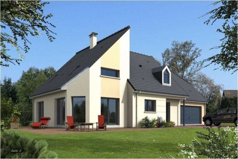 Constructeur de maisons en yvelines 78 construction sur mesure architecte maisons qualitis - Faire construire une maison d architecte ...