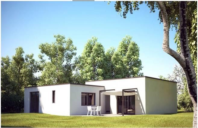 Constructeur maison cubique segu maison for Constructeur maison contemporaine 08